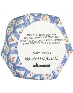 Davines More Inside This is a Strong Dry Wax